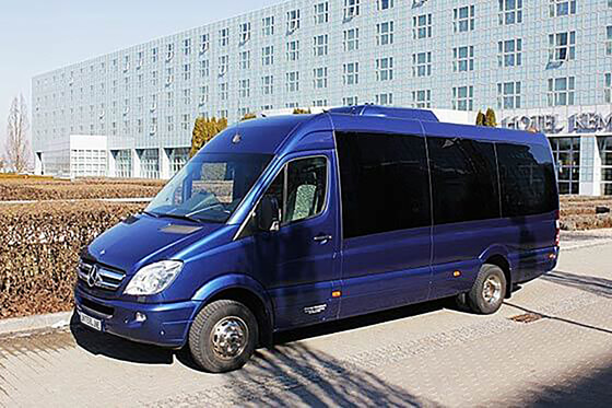 Mercedes Benz VIP-Sprinter