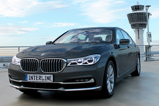 bmw 740 id xdrive